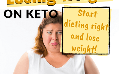 Top 5 Reasons You Not Losing Weight on Keto (You'll Be Shocked!)