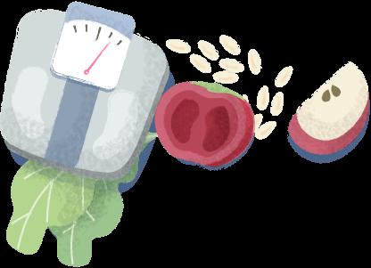 Dietitian Illustration 05