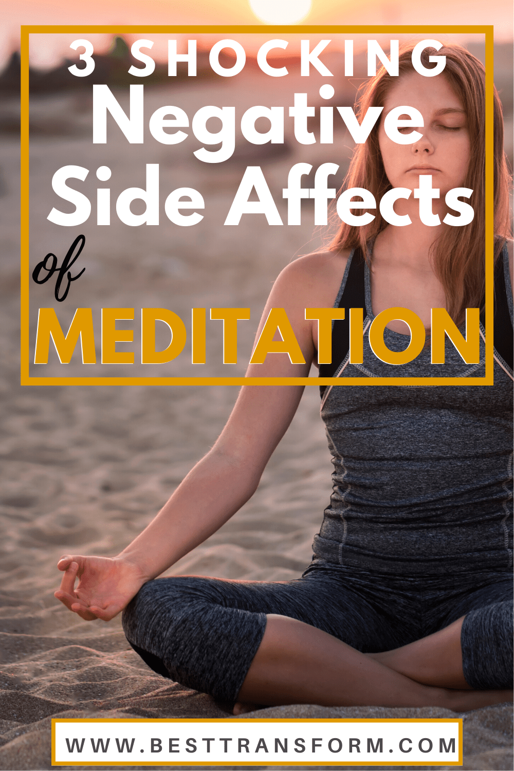 Meditation Negative Side Affects